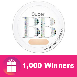 Physicians Formula Sweeps 1,000 Winners Today