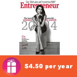 Deal Entrepreneur Magazine $4.50