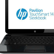"HP Pavilion TouchSmart 14"" Laptop at Walmart"