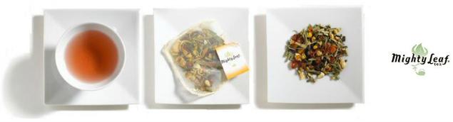 Mighty Leaf Tea and Taste Giveaway