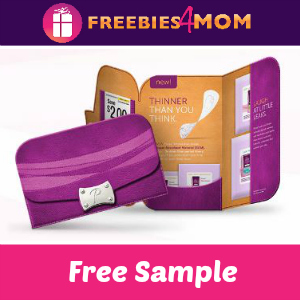 Free Sample Kit from Poise