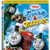 Spills & Thrills DVD