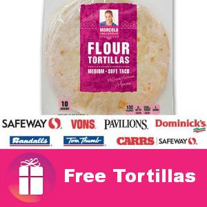 Free Tortillas at Safeway