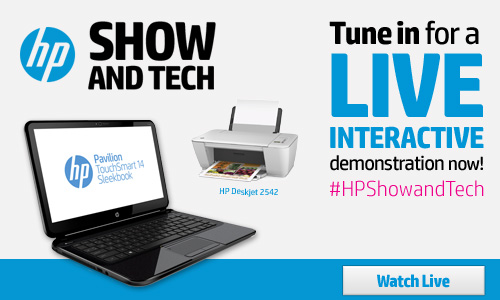 HP Show and Tech