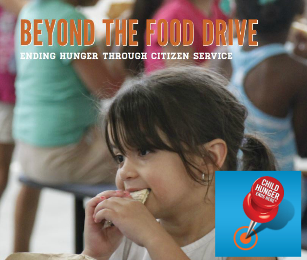 Beyond the Food Drive