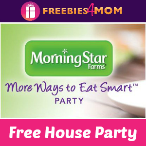 Free House Party: MorningStar Farms Eat Smart