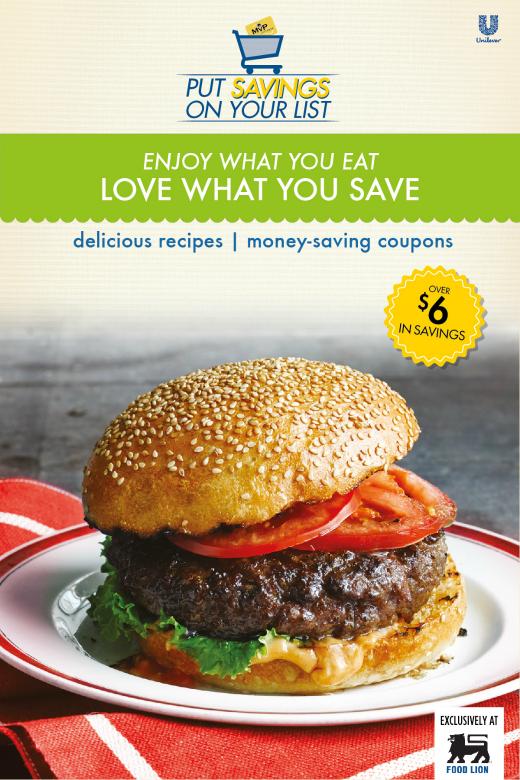 Food Lion Money-Saving Coupons