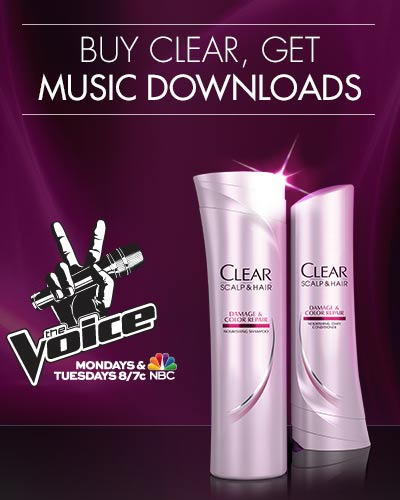 Buy Clear, Get Free Music Downloads