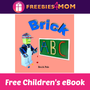 Free Children's eBook: Brick ABC