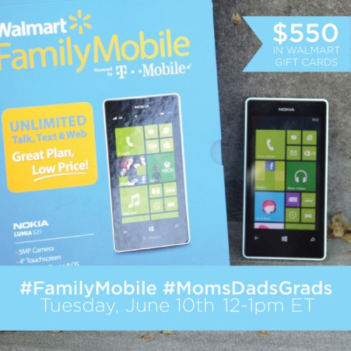 #FamilyMobile-#MomsDadsGrads-Twitter-Party-6-10 #TwitterParty, #shop, sweepstakes on Twitter