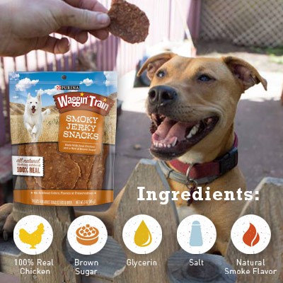 Purina Waggin' Train Treats at Walmart