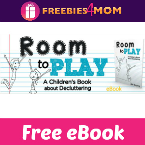 Free eBook: Room to Play ($3.99 Value)
