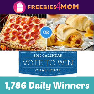 Sweeps Pillsbury Calendar (50,000 Winners)
