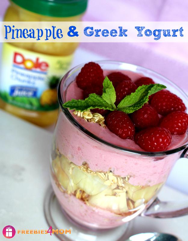 Natural Greek Yogurt Face Mask