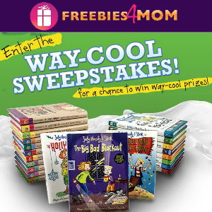 Way-Cool Sweepstakes plus Free Stuff from Mooo-dy Summer Mania