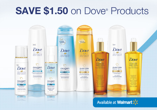$1.50 Dove Advanced Hair Care Series Printable Coupon