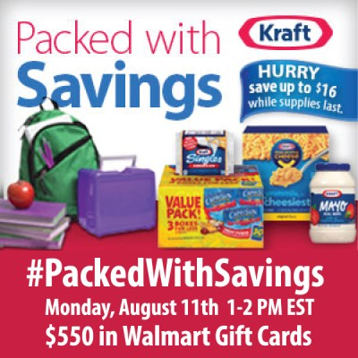 #PackedWithSavings-Twitter-Party-8-11, #TwitterParty, #shop, sweepstakes on Twitter