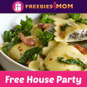 Free House Party: Three Bridges Deliciously Easy