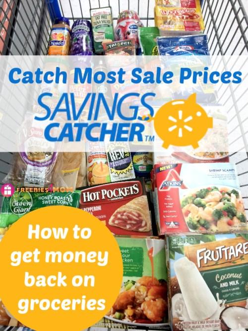 Catch Most Sale Prices with Walmart Savings Catcher #SavingsCatcher
