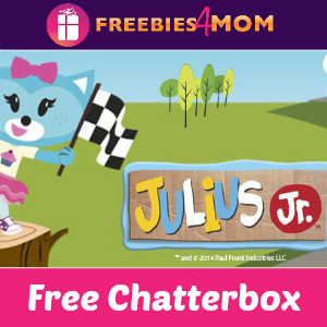 Free Chatterbox: Julius Jr.
