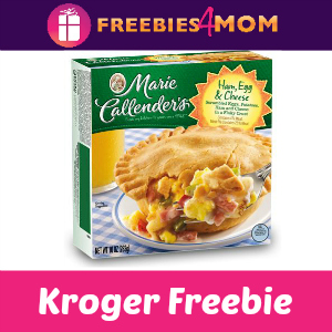 Free Marie Callender's Breakfast Pot Pie at Kroger