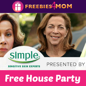 Free House Party: Simple Sensitive Skin Experts