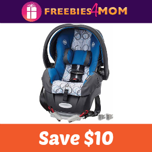 Coupon Save 10 On Evenflo Car Seats