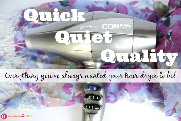 Need a new hair dryer? Try Infiniti Pro by Conair