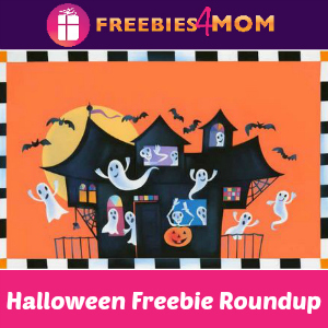 Halloween Deals & Freebie Roundup