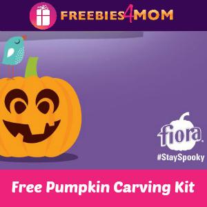 Free Pumpkin Carving Kit