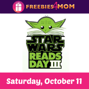 Free Star Wars Reads Event at Barnes & Noble