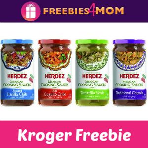 Free Herdez Cooking Sauce at Kroger