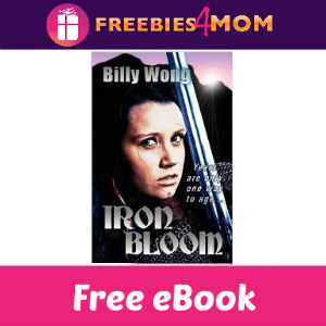 Free eBook: Iron Bloom ($3.99 Value)