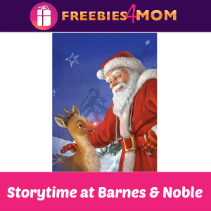 Free Holiday Classics Storytime at Barnes & Noble