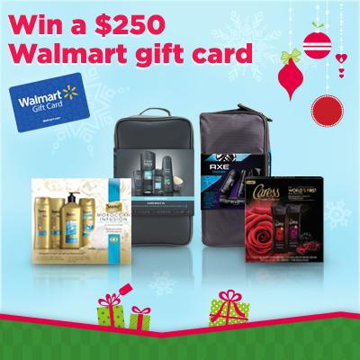 $250 Walmart Gift Card Giveaway