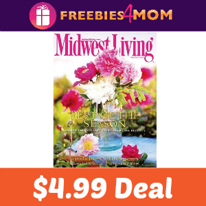 Magazine Deal: Midwest Living $4.99