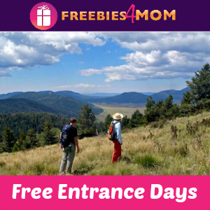 Free Entrance in the National Parks Sept. 26