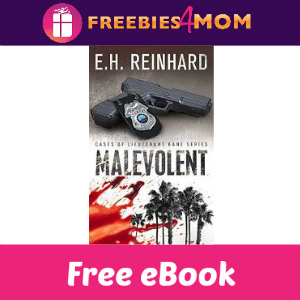 Free eBook: Malevolent ($3.99 Value)