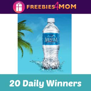Sweeps Aquafina Resolve to Refresh