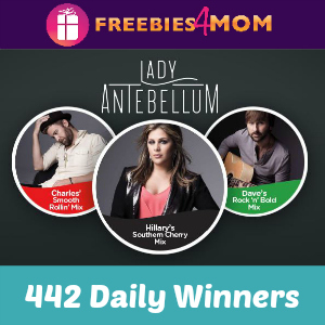 Sweeps Coca-Cola Freestyle Lady Antebellum