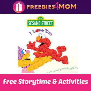 Valentine's Day Storytime at Barnes & Noble