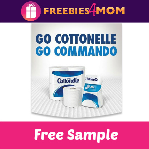 Free Sample Cottonelle with CleanRipple