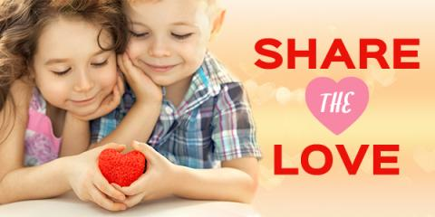 Share the Love Sweepstakes