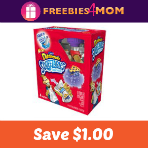 Coupon: Save $1.00 on Danimals Squeezables