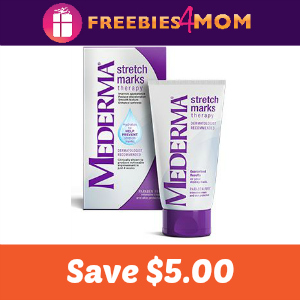Save $5.00 on Mederma Stretch Marks Therapy