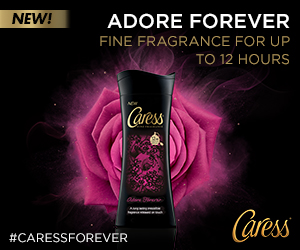 Caress Adore Forever Fine Fragrance Body Wash
