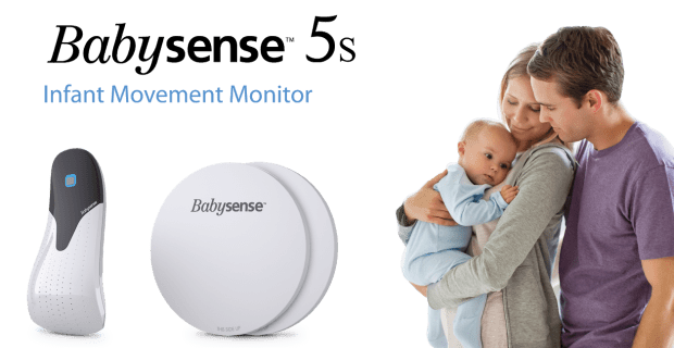 Babysense 5x Infant Movement Monitor