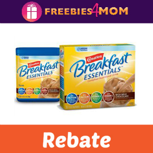 Rebate: Free Carnation Breakfast Essentials
