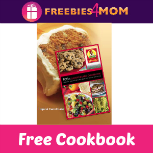Free Sun-Maid 100th Anniversary Cookbook