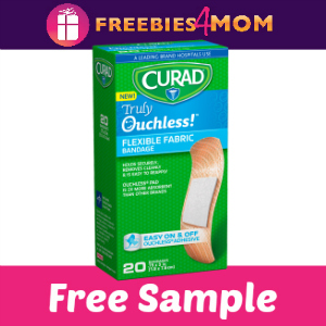 Free Sample of Curad Bandages
